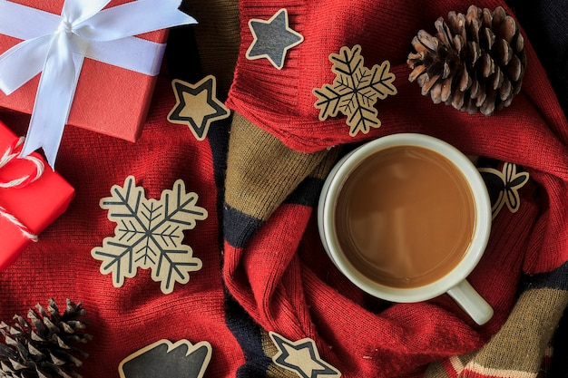 Joyeux hiver Photo Premium