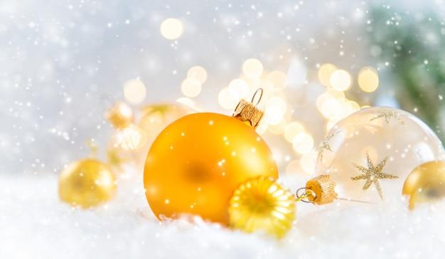 Joyeux noël et bonne année, fond de carte de voeux de vacances. Photo Premium