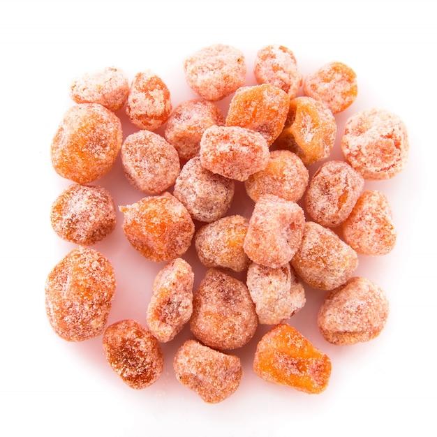 Kumquat orange séché Photo gratuit