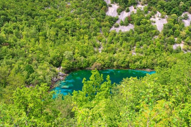 Lac cornino Photo Premium