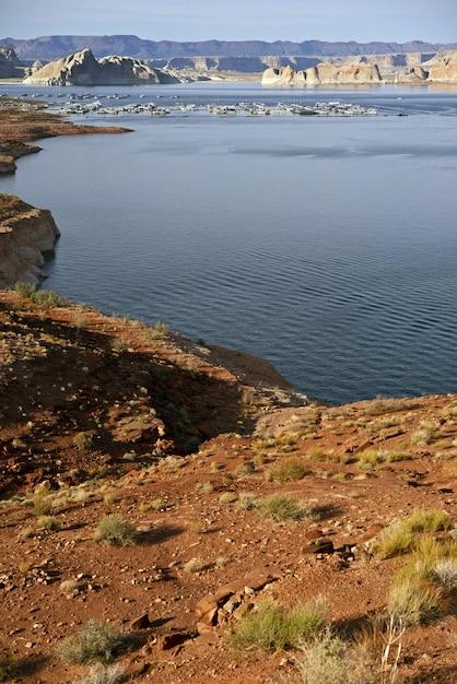 Lake Powell Nautisme Photo gratuit