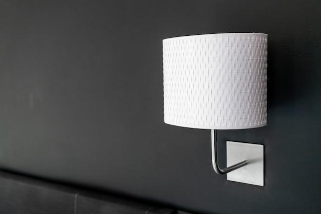 Lampe de décoration dans la chambre Photo Premium