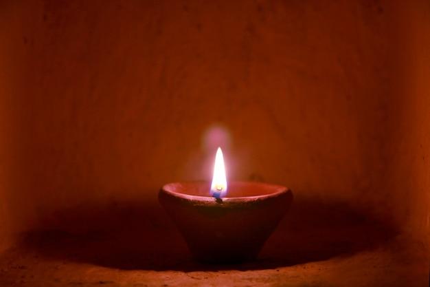 Lampe Diwalii, Festival Indien Diwali Photo Premium
