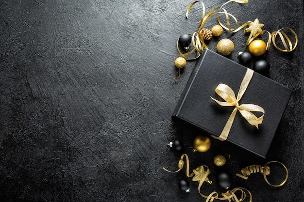 Lay Minimaliste De Noël Photo Premium