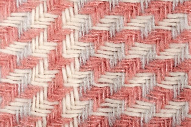 Lay plat de laine colorée Photo gratuit