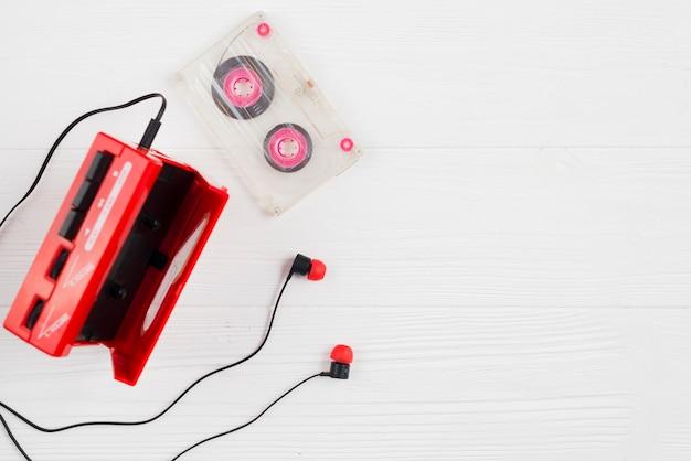Lecteur de cassettes Photo gratuit