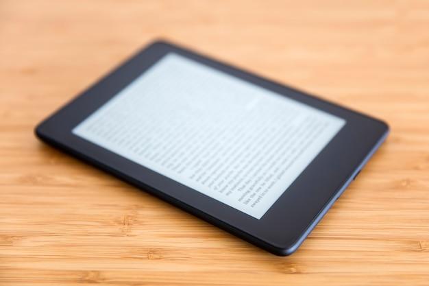 Lecteur ebook Photo Premium