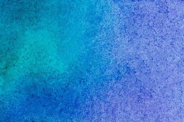 Légères taches d'aquarelle colorées. abstrait peint Photo Premium