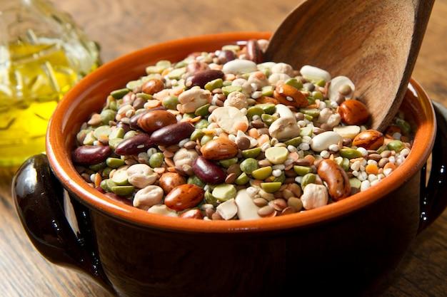 Légumes En Cocotte Photo Premium