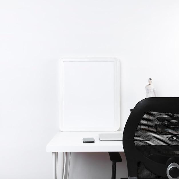 Lieu de bureau moderne Photo gratuit