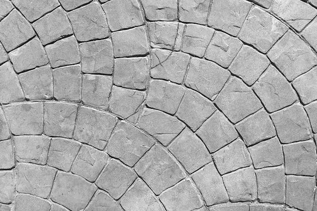 Ligne de lots sur fond de pierre pour abstrait Photo Premium