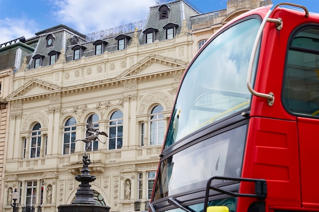 London piccadilly circus au royaume-uni Photo Premium