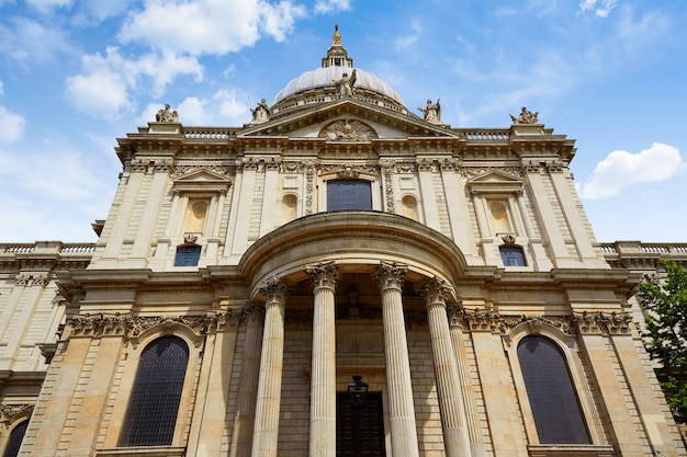 London st paul pauls cathedral en angleterre Photo Premium