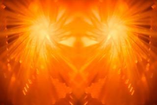 Lumières abstraites lumineuses Photo gratuit