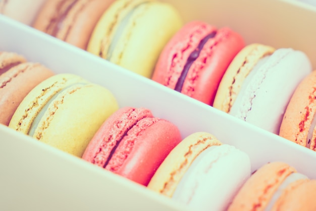 Macaron Photo gratuit