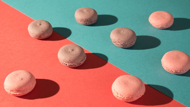 Macarons Photo gratuit