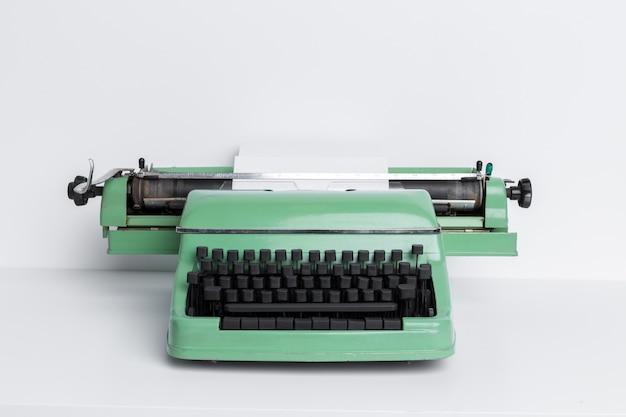 Machine à écrire Antique Photo Premium