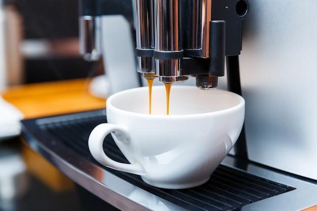 Machine à espresso Photo Premium