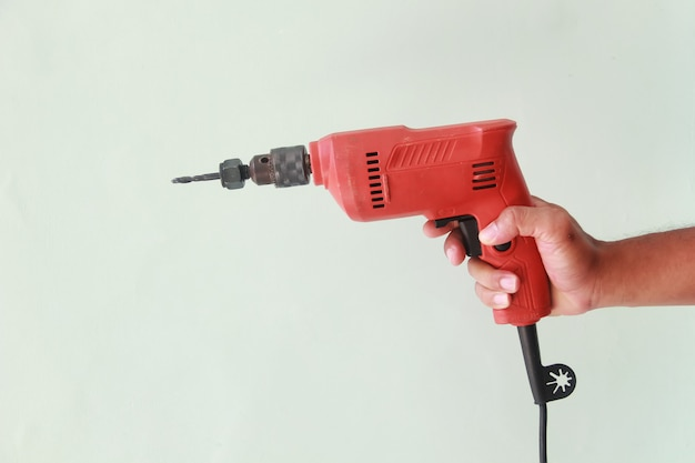 La machine est de réparer les appareils ménagers Photo Premium
