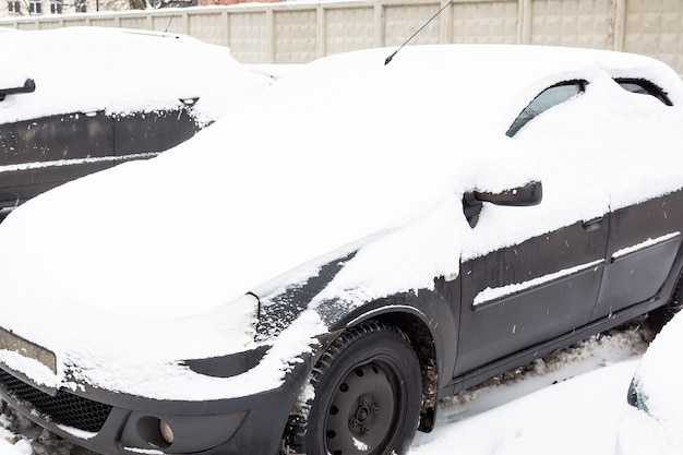 Machine à neige Photo Premium