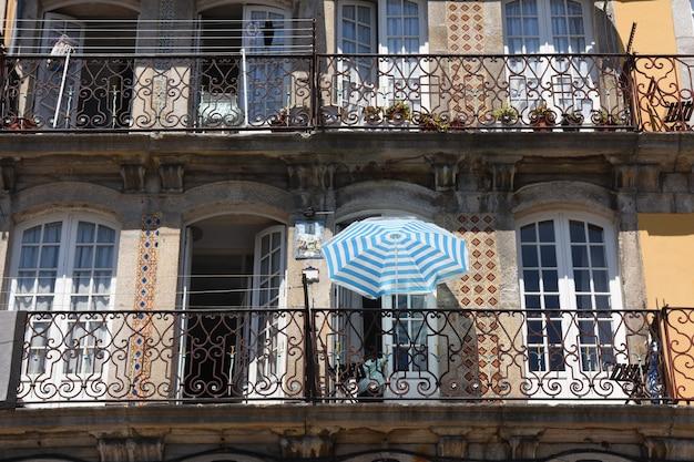 Maison ribeira, porto, portugal Photo Premium
