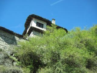 Maison traditionnelle bulgare Photo gratuit