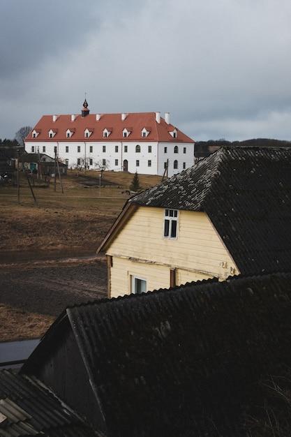 Maisons sur le terrain Photo gratuit