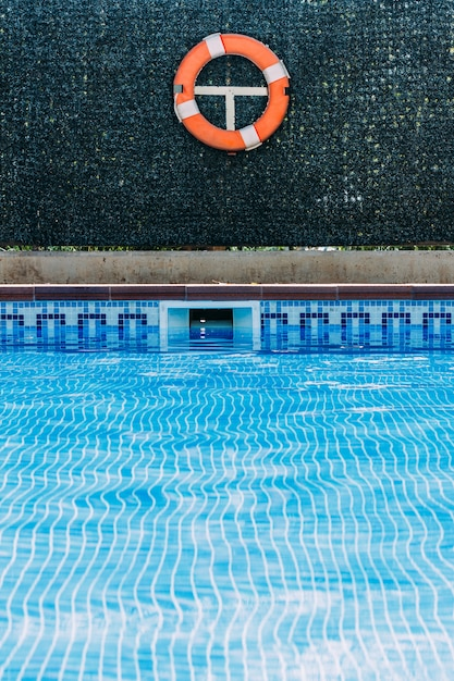 Maître nageur Photo Premium