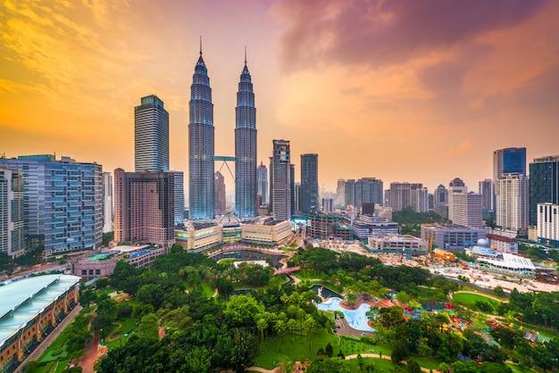 Malaisie kuala lampur Photo Premium