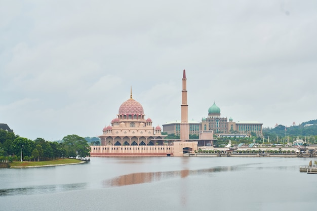 Malaisie putrajaya musulman paysage tourisme Photo gratuit