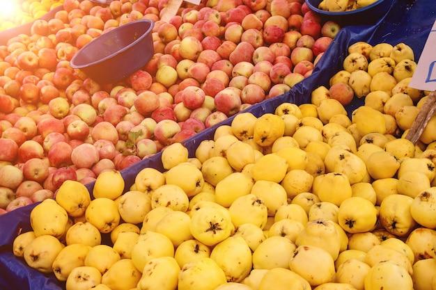 Marché paysan turc Photo Premium