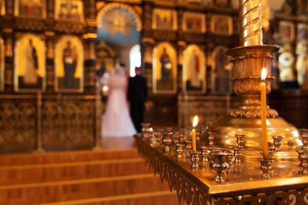 Mariée et le marié Photo Premium