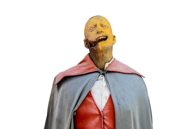 Marionnette fantôme d'halloween Photo Premium