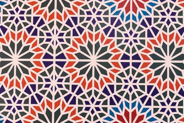 Maroc Tuiles Fond Photo gratuit