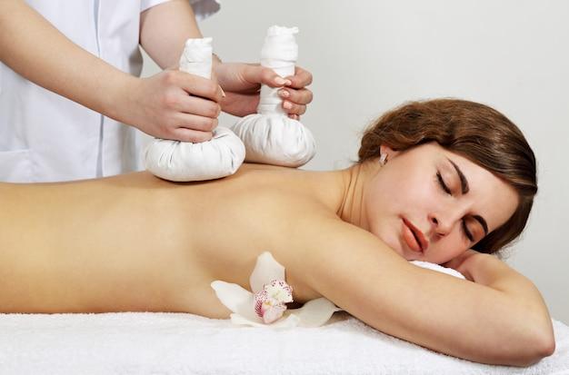 Massage Thai Ball Photo Premium