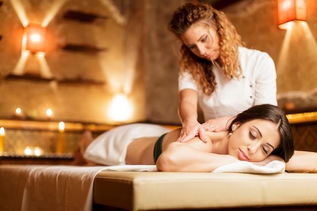 Massage Photo Premium