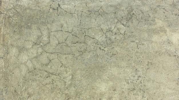 Matériau de texture de sol en ciment pour le fond. Photo Premium