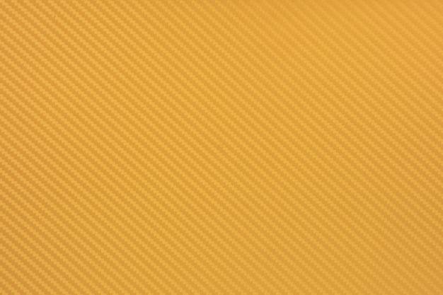 Matière première composite de fibre de carbone d'or Photo Premium