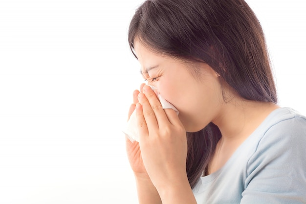 La médecine de santé enfant tissu malade Photo gratuit