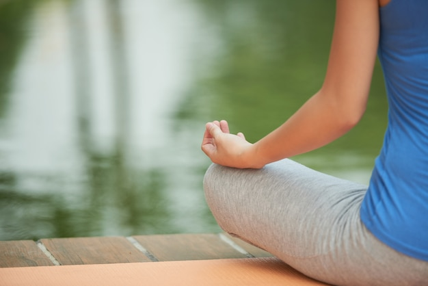 Méditation Photo gratuit