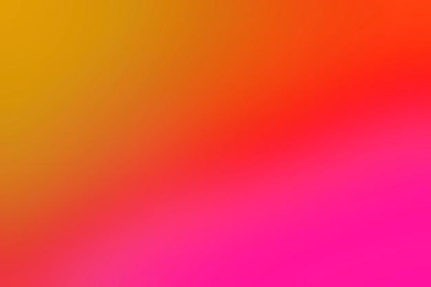 Mélange De Couleurs Chaudes Et Lumineuses Photo gratuit