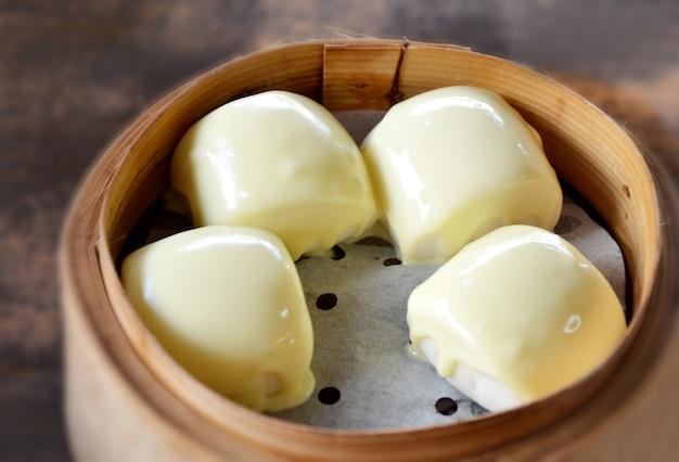 Mini pains au fromage Photo Premium