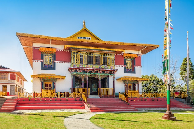 Monastère De Pemayangtse, Pelling Photo Premium