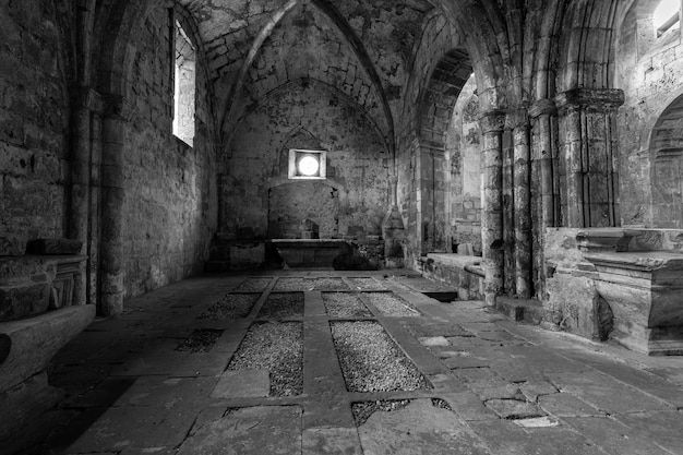 Monastère de santa maria de rioseco. burgos. Photo Premium