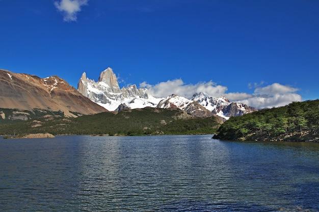 Mont Fitz Roy, El Chalten, Patagonie, Argentine Photo Premium
