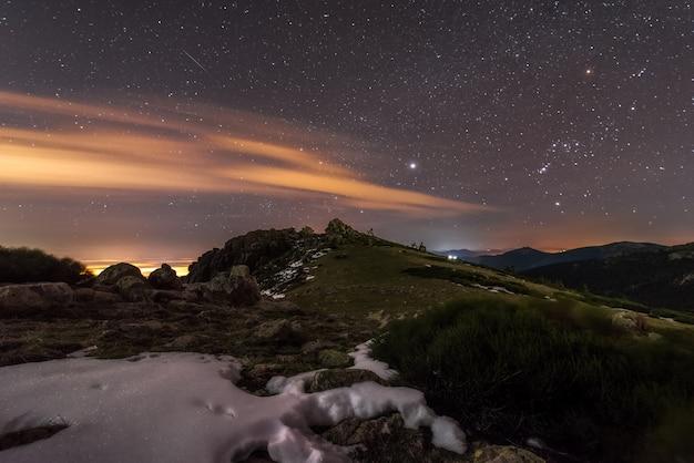 De la montagne Photo Premium