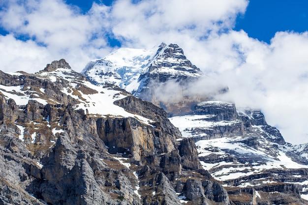 Montagnes alpines Photo Premium