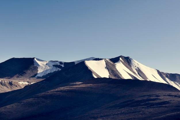 Montagnes de l'inde beau paysage Photo gratuit