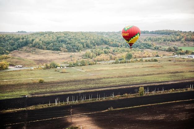 Montgolfière Photo gratuit