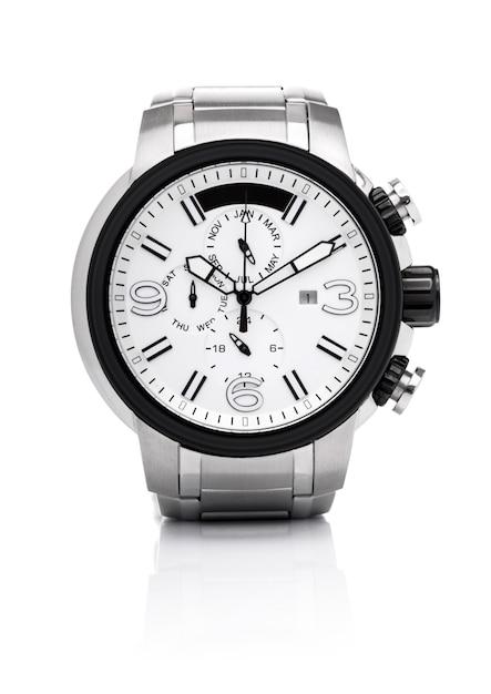 Montre-bracelet élégante pour hommes Photo Premium